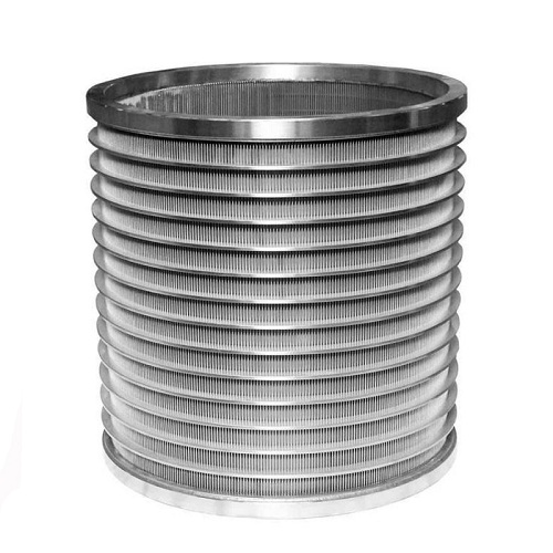 Wedge Wire Centrifugal Basket