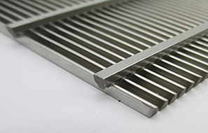 Can the Wedge Wire Screen Panel be used in the harsh environment?