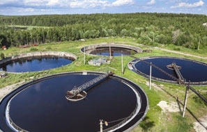 How Does a Waste Water Treatment Plant Work?